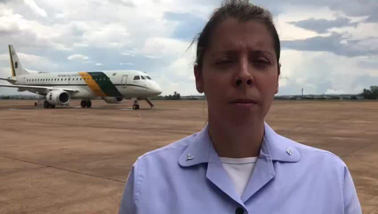 Capitão Carla Borges fala sobre presença feminina na aviação