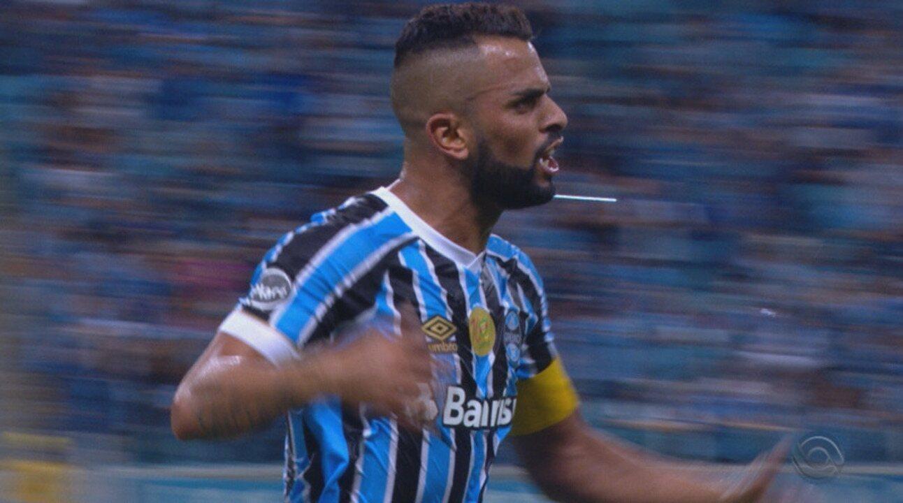 Confira os melhores momentos de Grêmio 1x0 São Paulo-RS pelo Gauchão