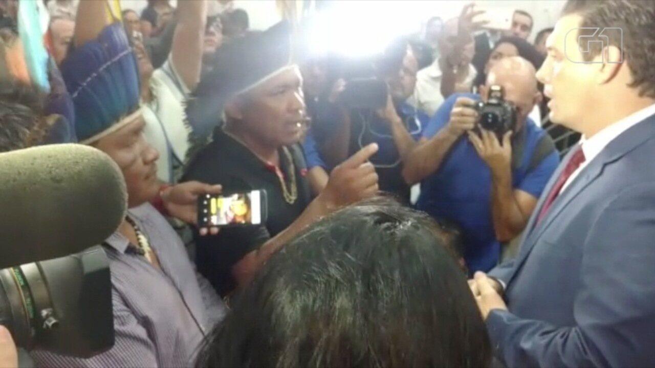 Índios exigem que vereador peça desculpa por declaração polêmica