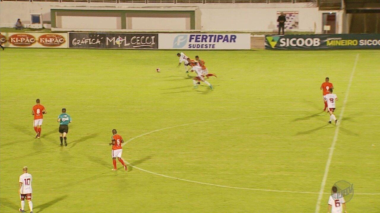 Boa Esporte vence Patrocinense e garante vaga na próxima rodada do Campeonato Mineiro