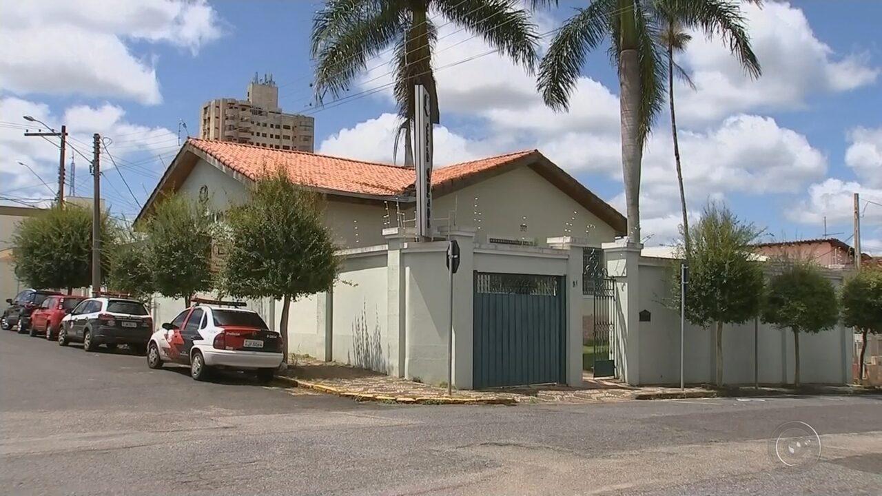Avô de Emanuelly presta depoimento à polícia em Itapetininga