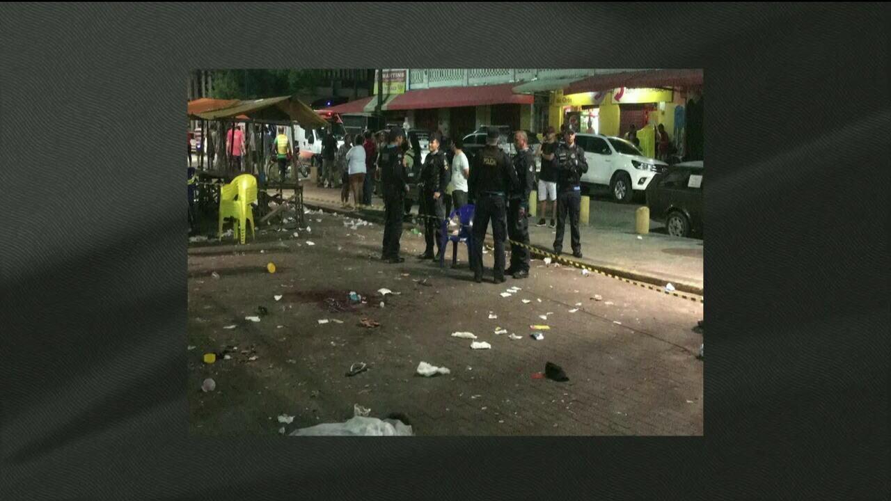 Sete pessoas morrem em ataques a tiros em Fortaleza