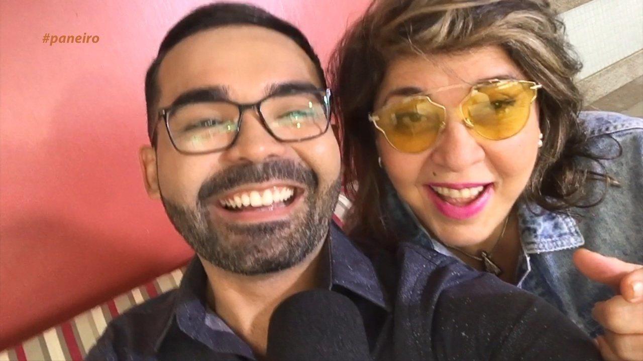 Parte 2: Oyama Filho conversa com a rainha do sertanejo
