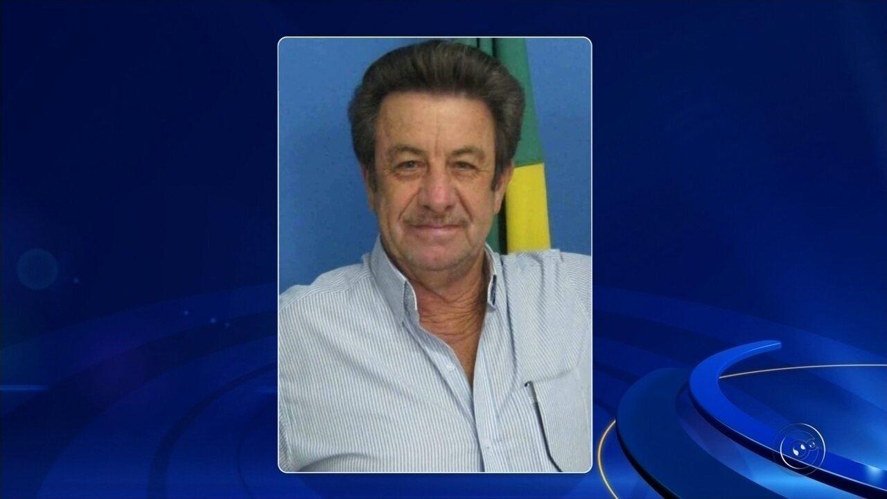 Prefeito de Dirce Reis tem alta após sofrer acidente na rodovia Washington Luís