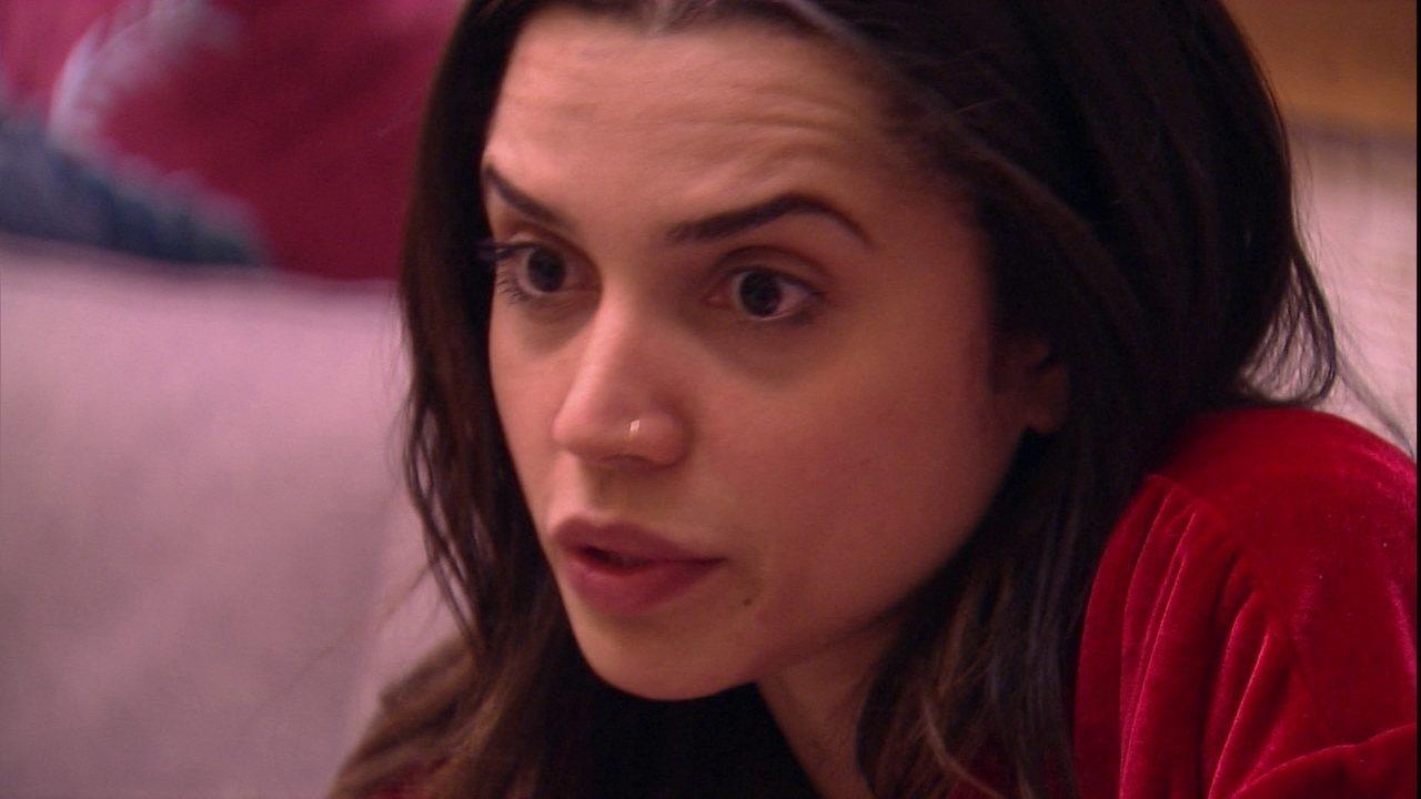 Paula pede para Gleici: 'Eu preciso que ela saiba pra gente poder decidir nosso voto'