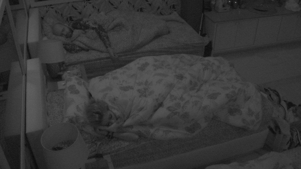 Todos dormem na casa do BBB18 após Festa Havaí
