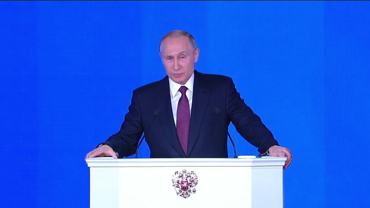 Míssil hipersónico testado com sucesso — Russia