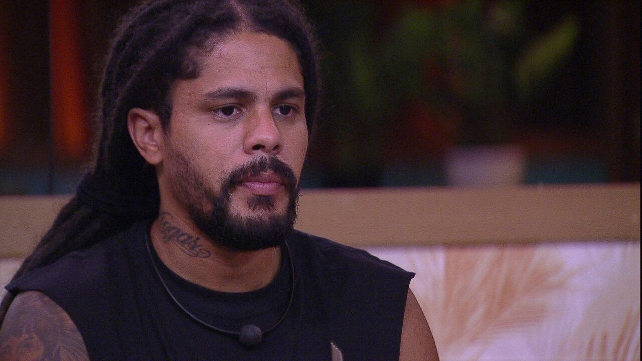 Viegas fala sobre indicação do Líder: 'Acho que fica entre eu e Caruso'