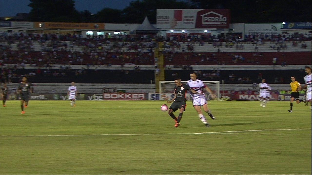 Melhores momentos de Botafogo-SP 0 x 2 Corinthians pela 12ª rodada do  Paulistão 3a6251cf3260c