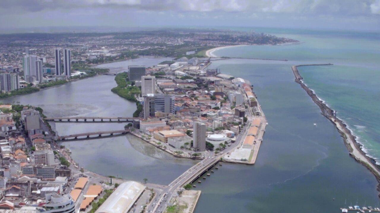 Aniversário de Recife e Olinda - 2018