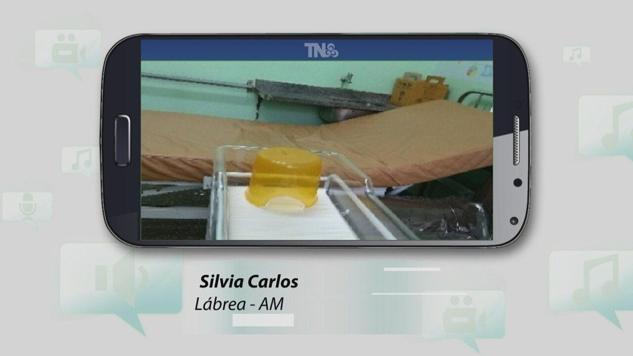 Pais denunciam hospital após criança morrer em incubadora improvisada, no AM