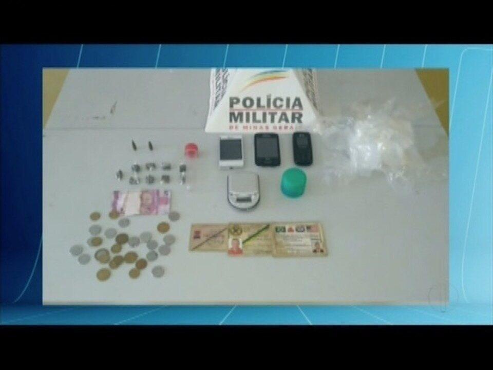 Idoso é preso por tráfico de drogas em Governador Valadares