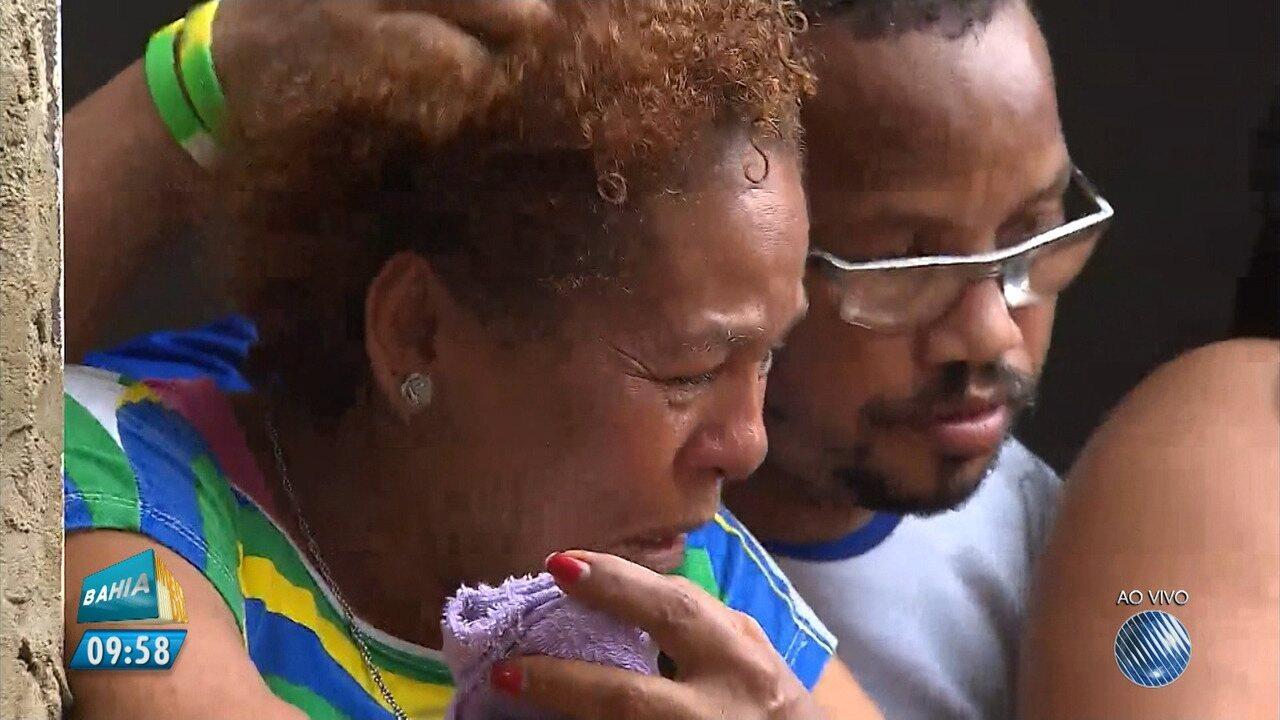 Boletim BMD: seguem as buscas pelas vítimas do desabamento em Pituaçu
