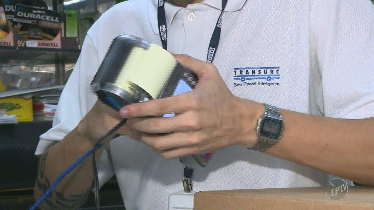Passageiros de Campinas que usam Bilhete Único enfrentam filas para recarregar cartão