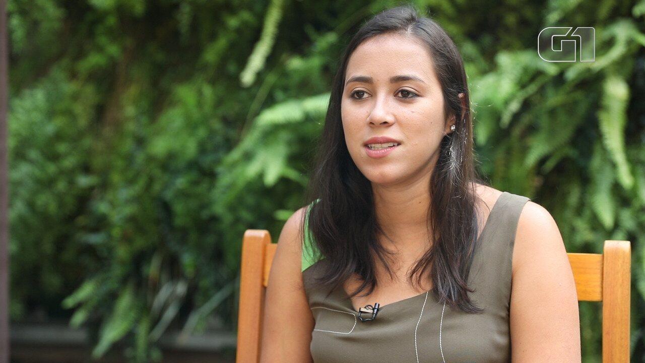 Michele Alves se formou em direito e fez um discurso que viralizou nas redes sociais