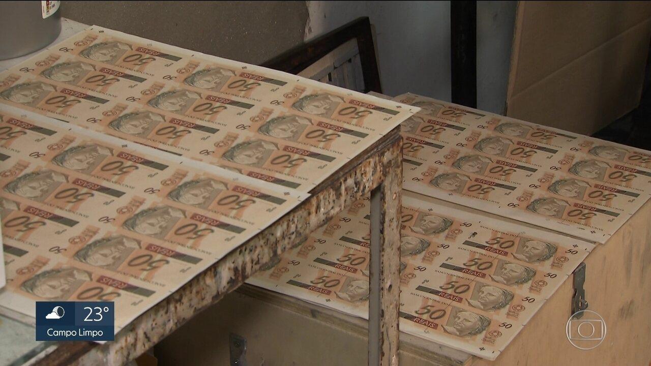 Dois falsários são presos nesta terça (13) na Zona Sul da capital