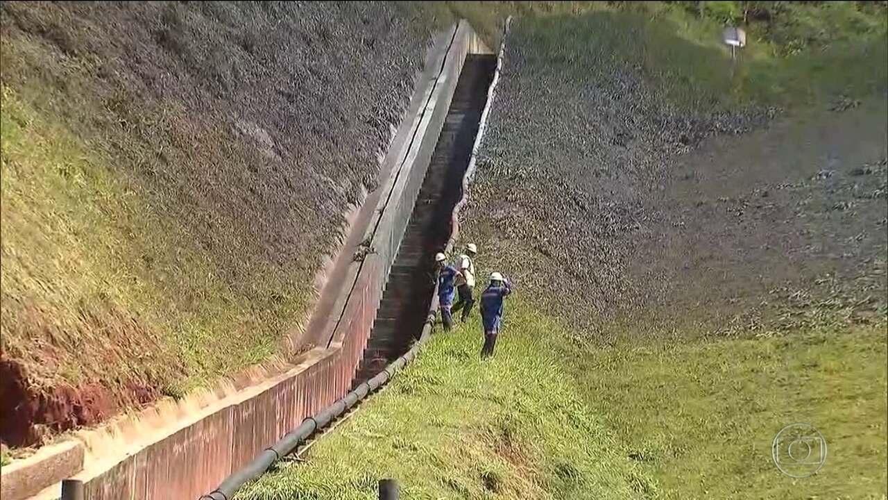 MP avalia danos do vazamento de minério na Zona da Mata mineira