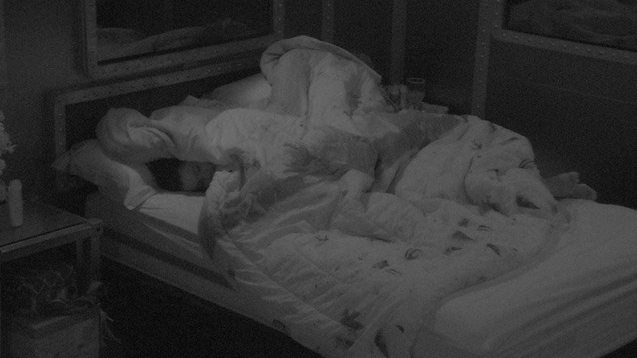Brothers dormem no Quarto Submarino após Eliminação de Patrícia
