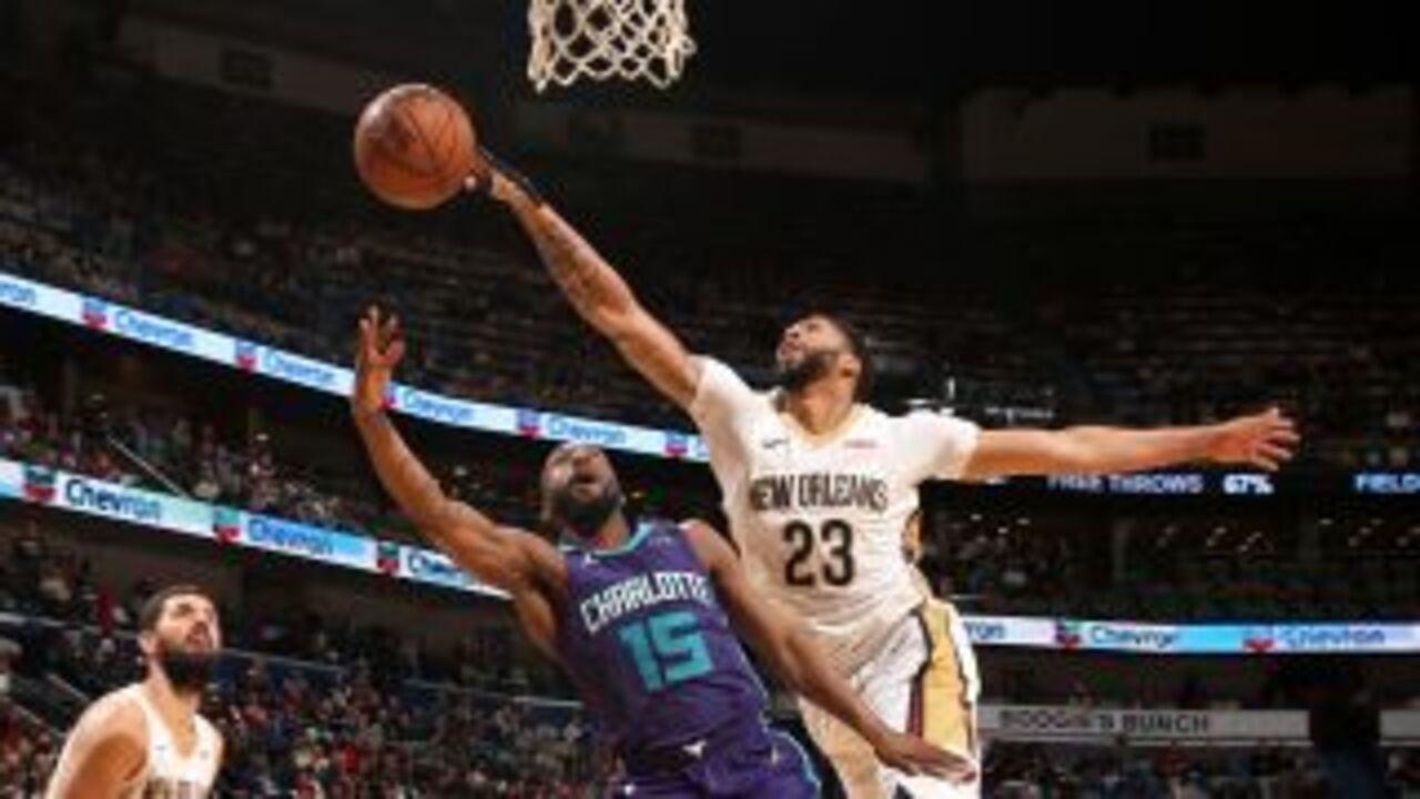 Melhores momentos: Charlotte Hornets 115 x 119 New Orleans Pelicans pela NBA