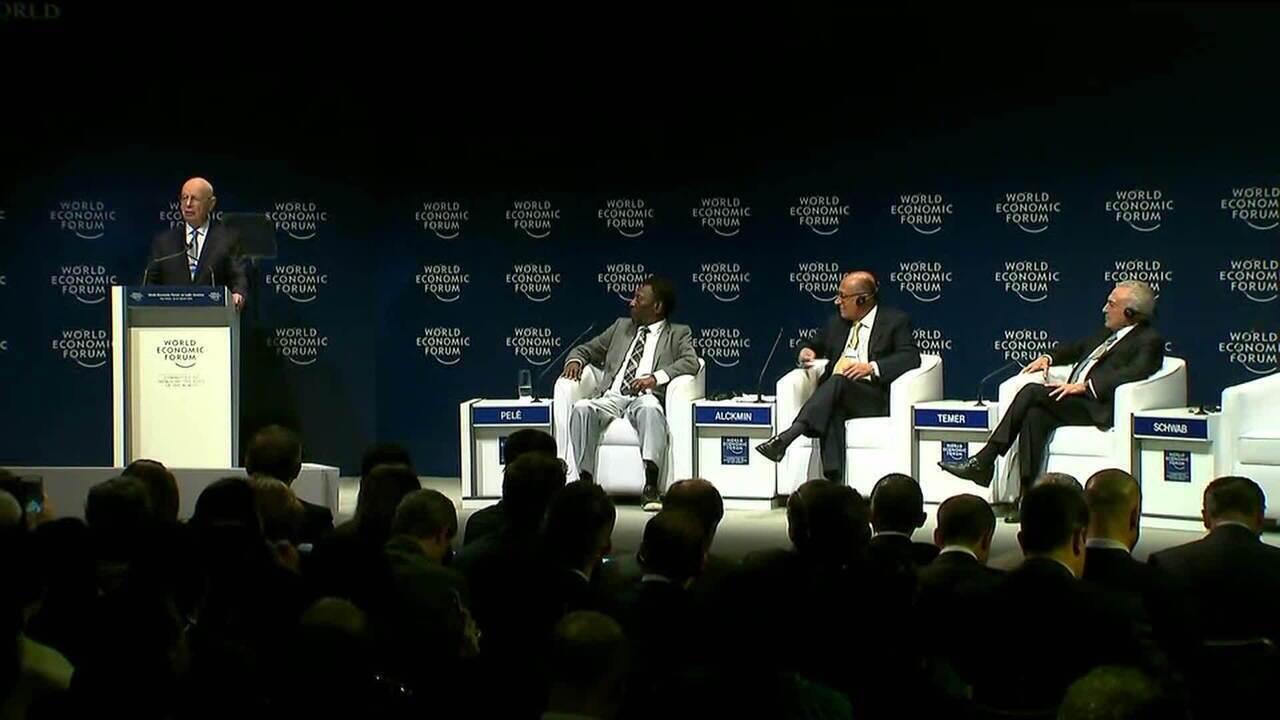 Fórum Econômico Mundial promove debate sobre América Latina
