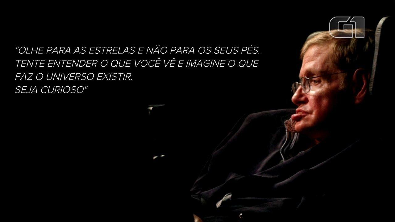 Stephen Hawking: a vida de superação de um dos cientistas mais conhecidos do mundo