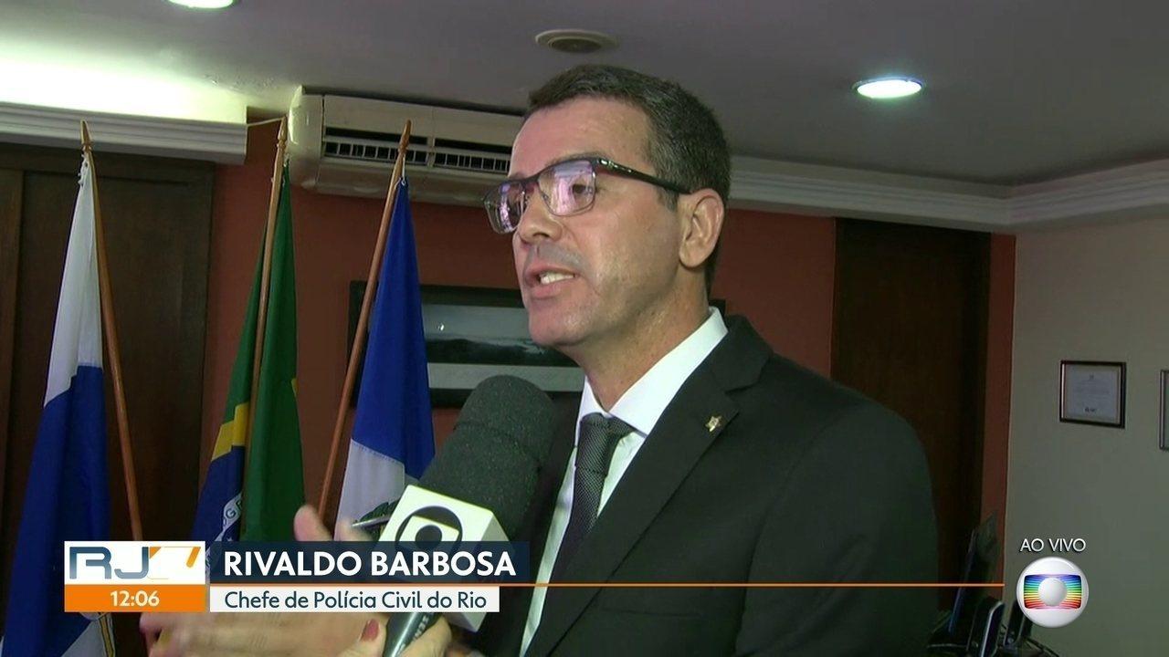 Jungmann: Munição que matou Marielle foi roubada da PF na Paraíba