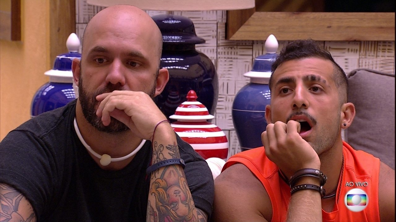 Brothers formam duplas para a Prova do Líder Circuito Maxton Embelleze