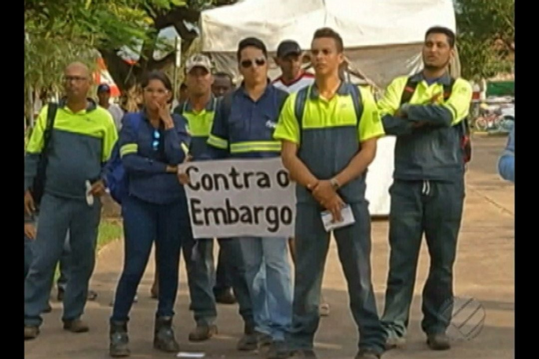 Mineradora admite que houve vazamento em rio do Pará