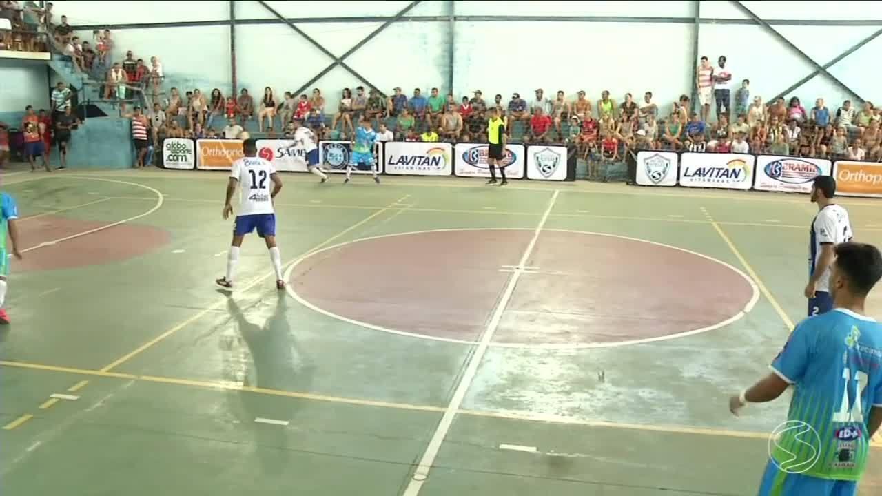 Quatis busca empate dramático com Paracambi pela Copa Rio Sul de Futsal