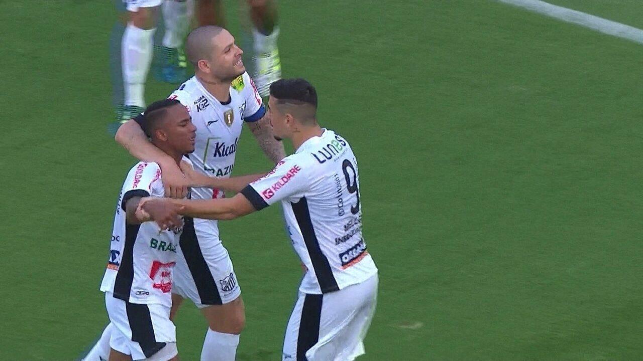Os gols de Bragantino 3 x 2 Corinthians pelas quartas de final do Campeonato Paulista