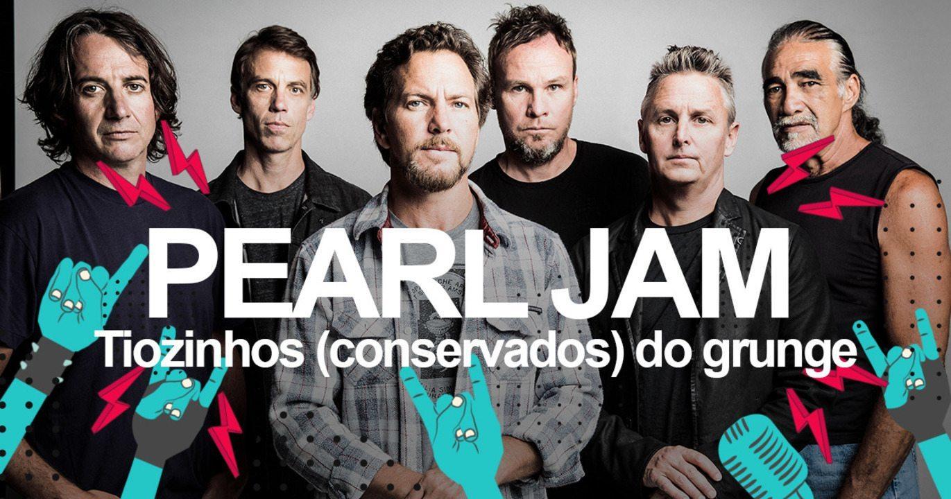 Pearl Jam: Saiba como será o show no Lollapalooza 2018