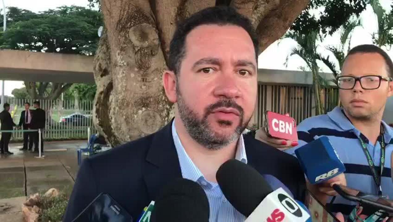 Temer recebe ministros para conversa sobre orçamento da Segurança