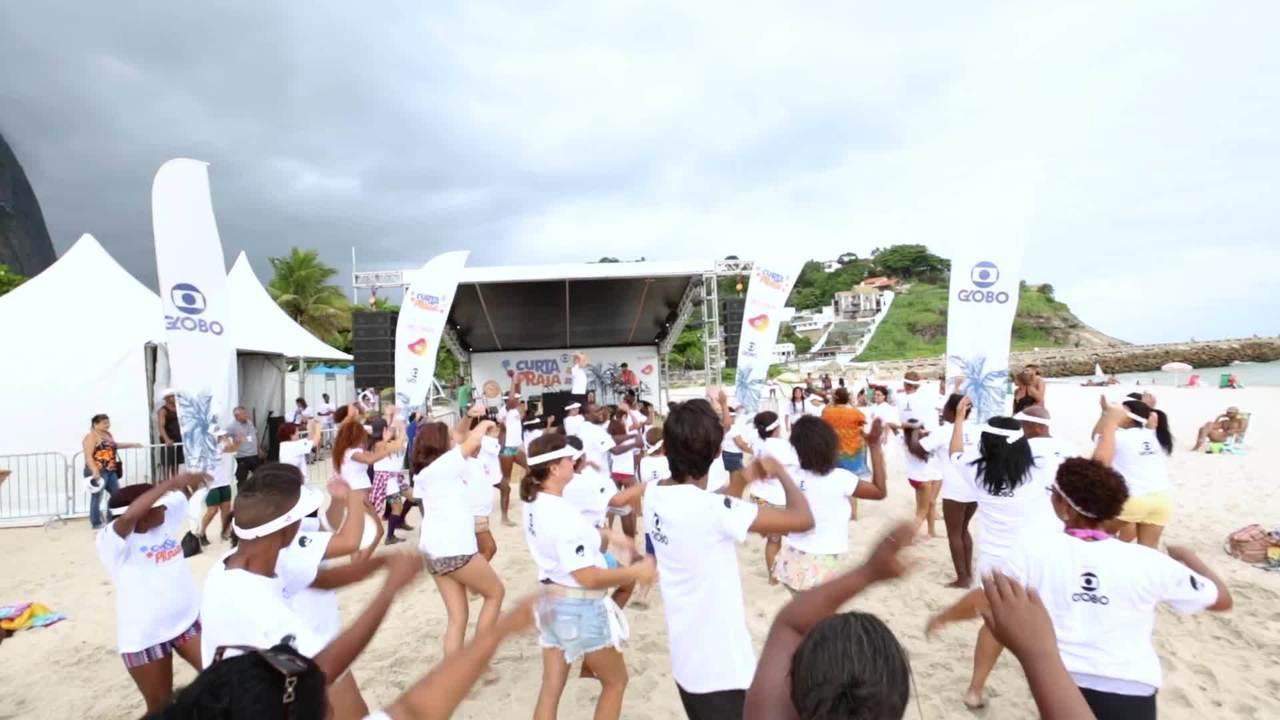 Curta Praia encerra temporada na Barra