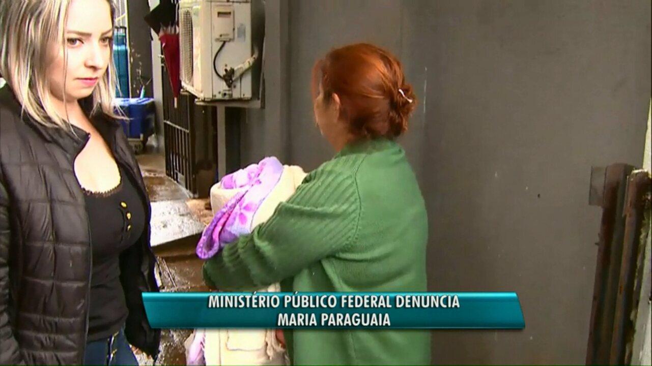 MPF protocola denúncia contra Maria Paraguaia