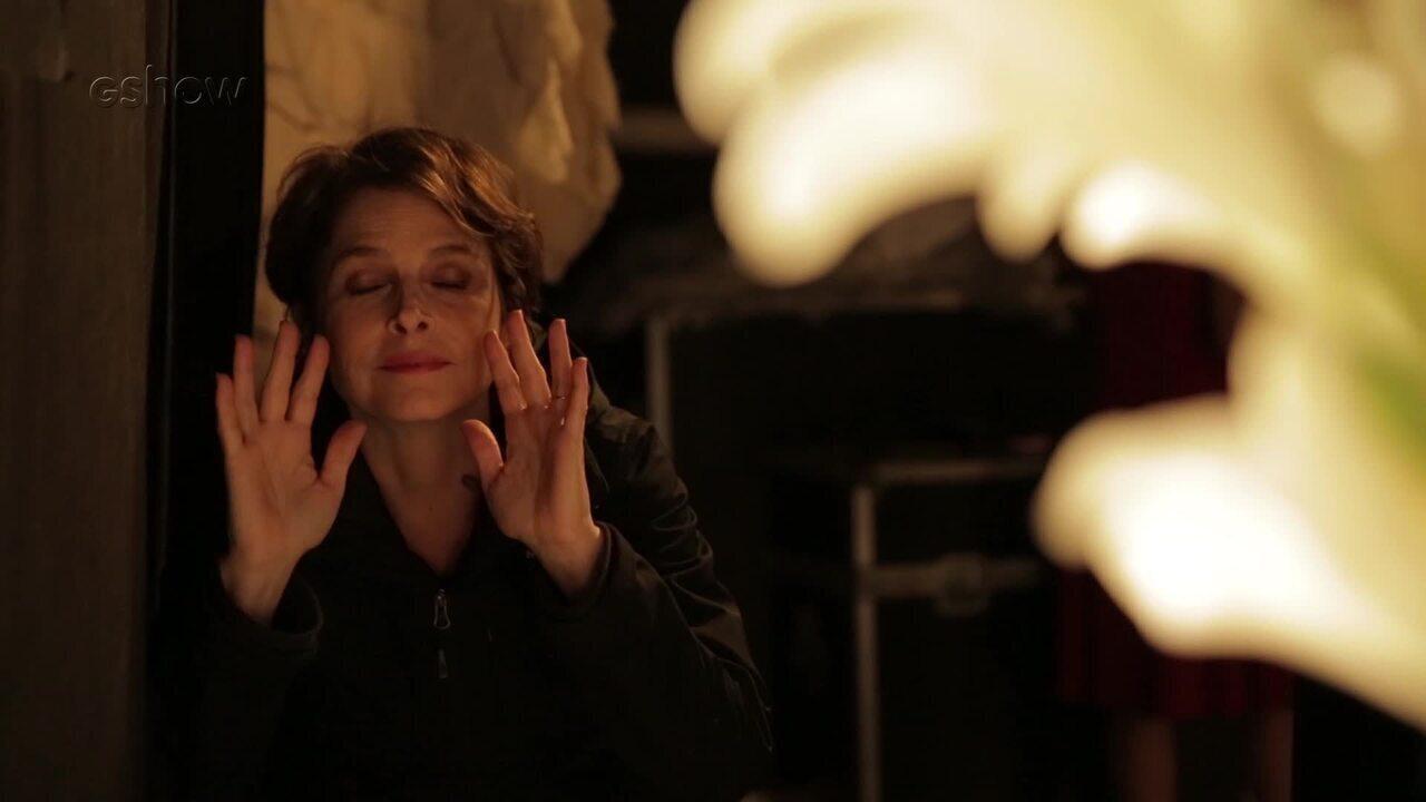 'Na Coxia com Drica Moraes': atriz mostra bastidor de peça e celebra 35 anos de carreira. Assista ao vídeo!