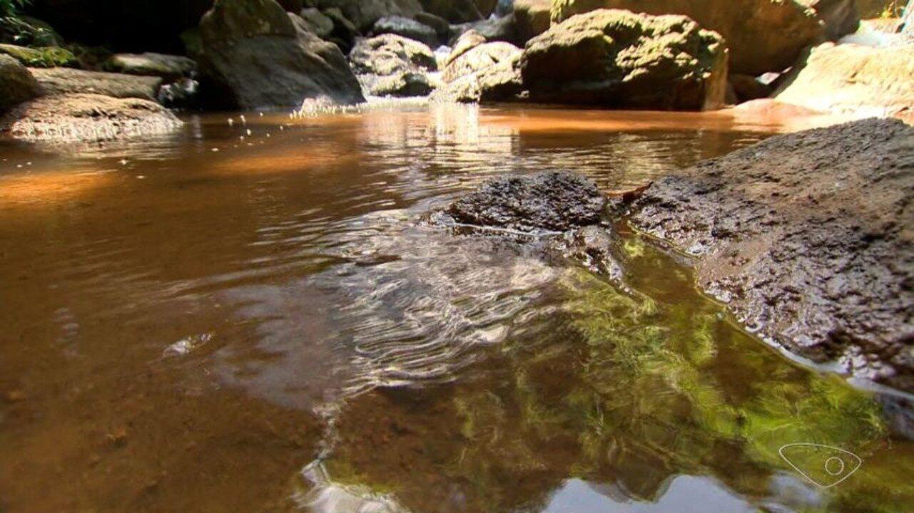 Poluição de esgoto doméstico ainda é grande ameaça para o Rio Jucu