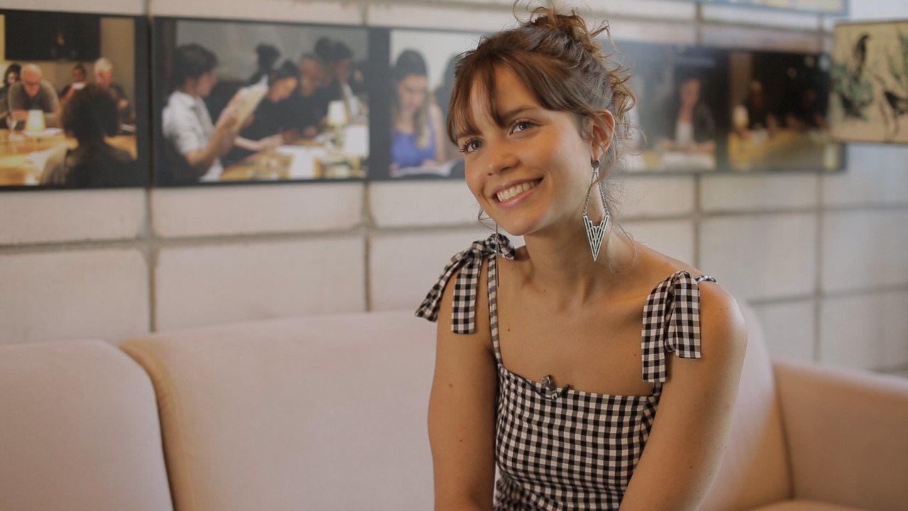 Joana Borges fala da carreira e da personagem Verena, segunda protagonista de Malhção: 'Vidas Brasileiras'