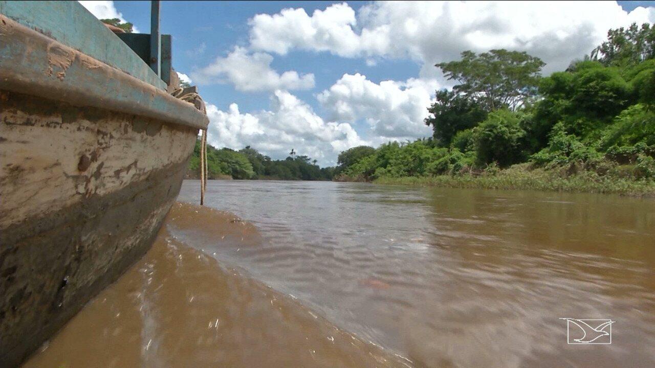 Série mostra a história e a importância do Rio Itapecuru