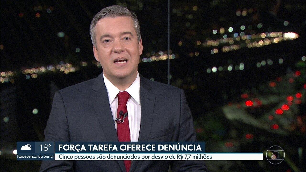 Força tarefa da Lava Jato em São Paulo denunciou cinco pessoas