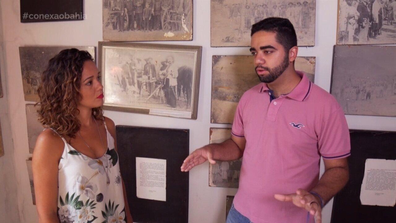 Conheça o Museu do Sertão de Monte Santo, que guarda a memória da região