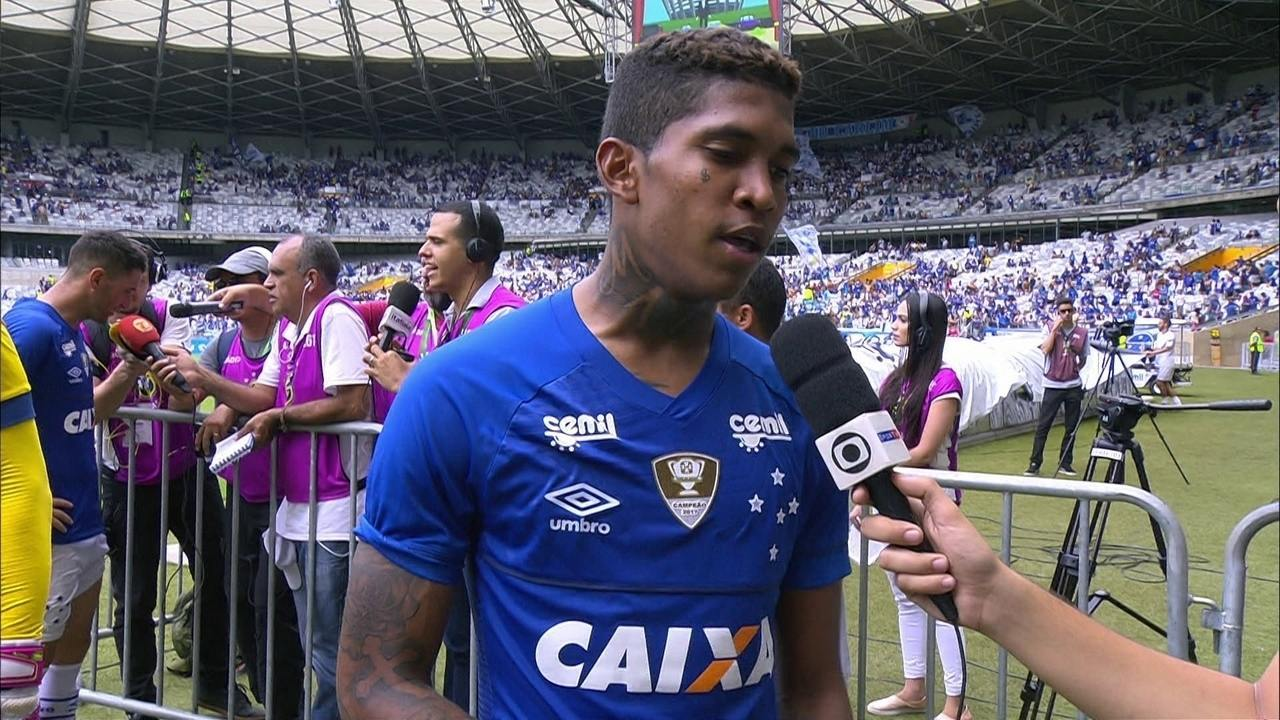 52c4ad72b3 Raniel fala sobre lesão de Fred e chance de jogar na final do campeonato  Mineiro