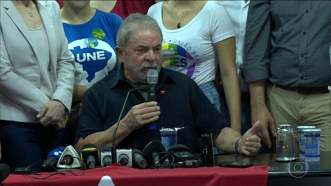 TRF-4 julga nesta segunda-feira (26) recurso de Lula contra condenação