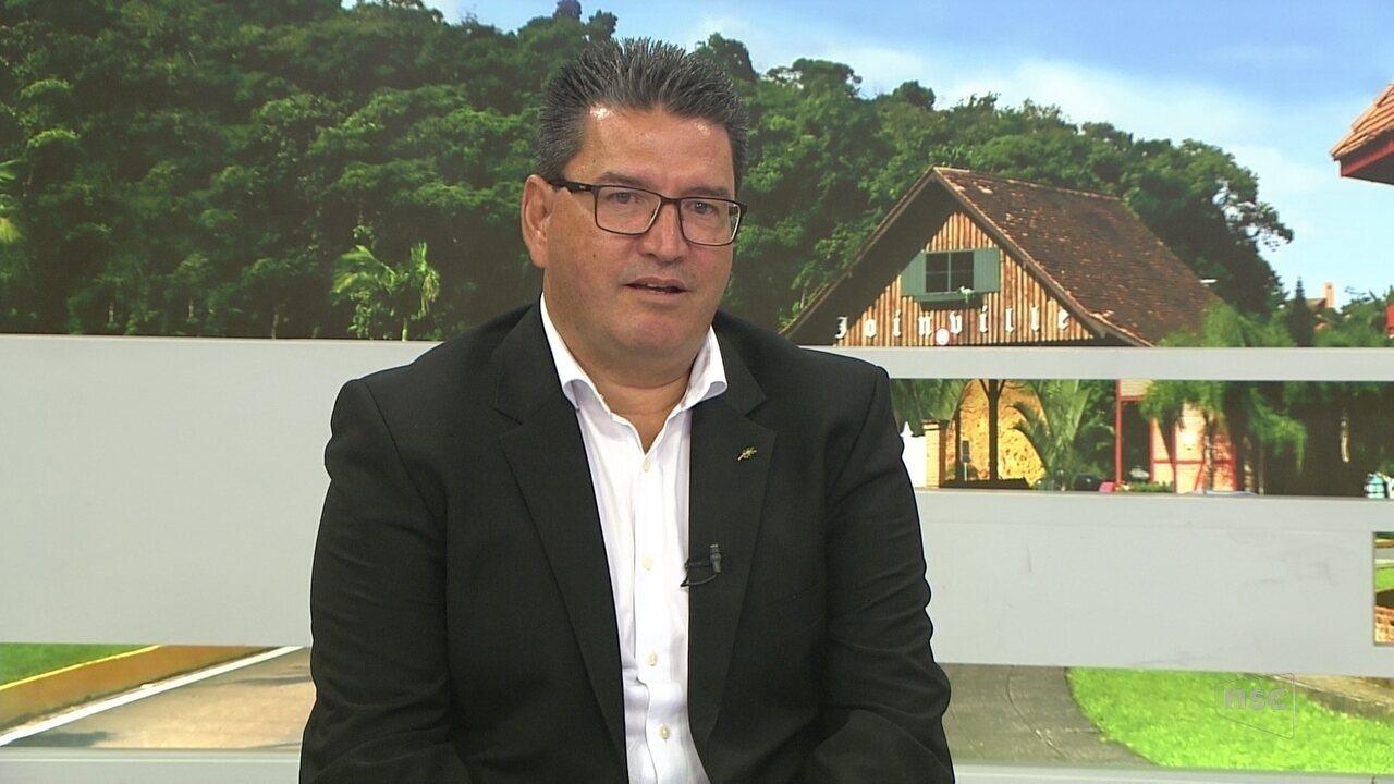 Chefe secreto: Gerente de recursos humanos de Joinville é destaque no Fantástico