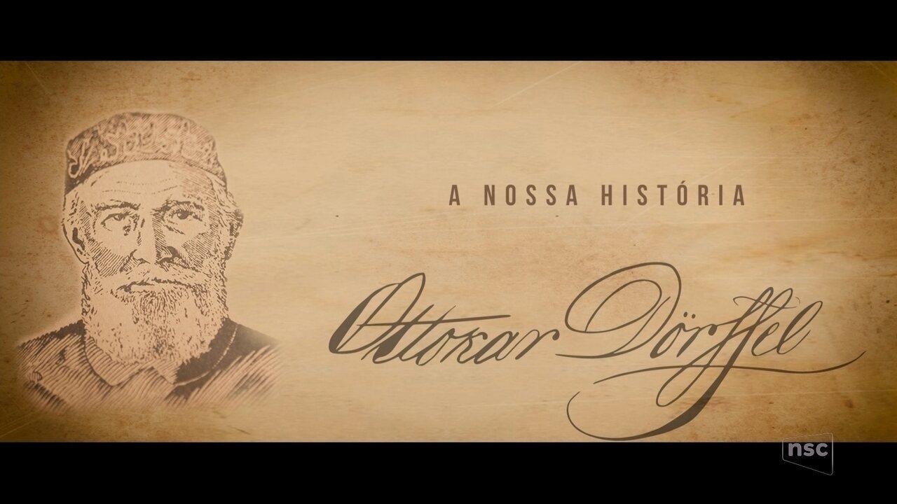 Jornal do Almoço exibe documentário especial que conta a vida de Ottokar Dörfell - 1º episódio