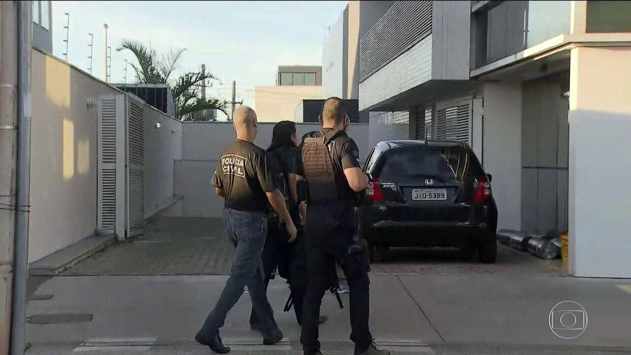 Polícia Civil faz operação contra fraude em concursos no DF