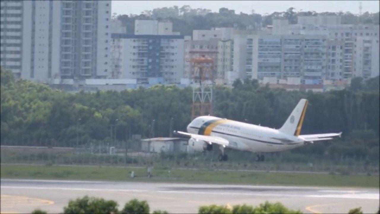 Assista ao primeiro pouso na nova pista do Aeroporto de Vitória