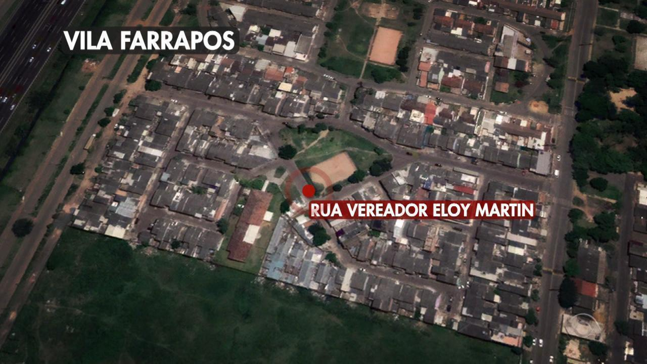 Quatro pessoas morrem após tiroteio durante madrugada na Zona Norte de Porto Alegre