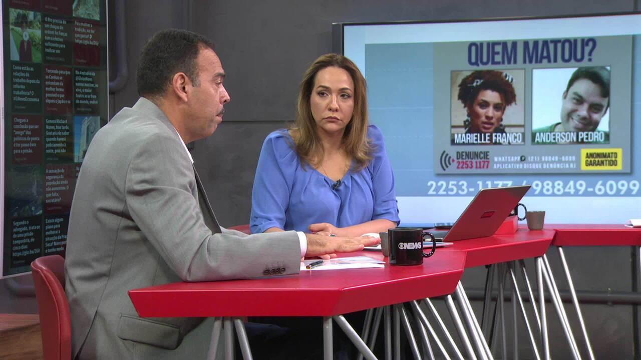 Secretário de Segurança do Rio comenta investigações do caso Marielle Franco