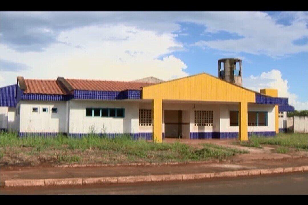 47175362c7bda Obras de creche em Canápolis continuam abandonadas há mais de seis anos