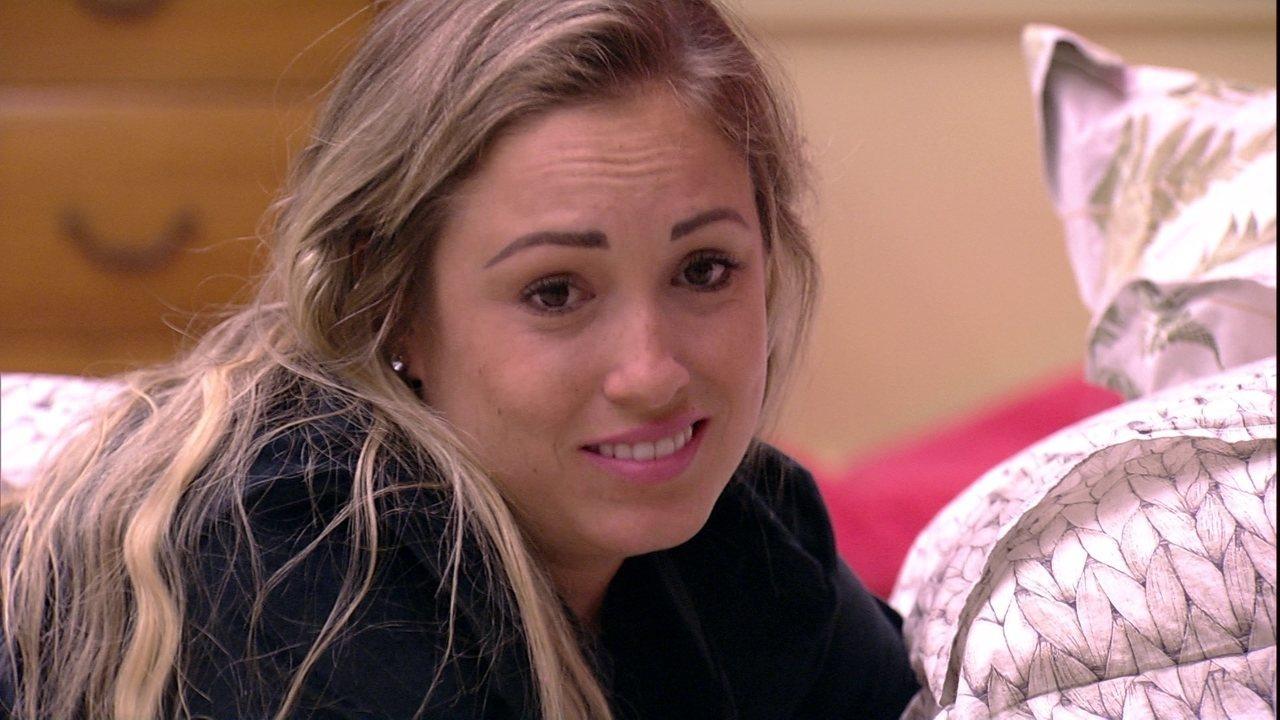 Jéssica diz que não quer Prova de Resistência e Viegas afirma: 'Gostaria que fosse'